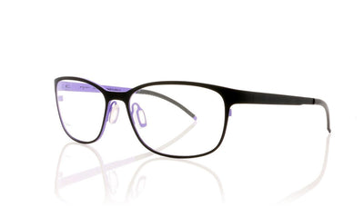 Ørgreen Sparkle 634 Mat Black Glasses at OCO
