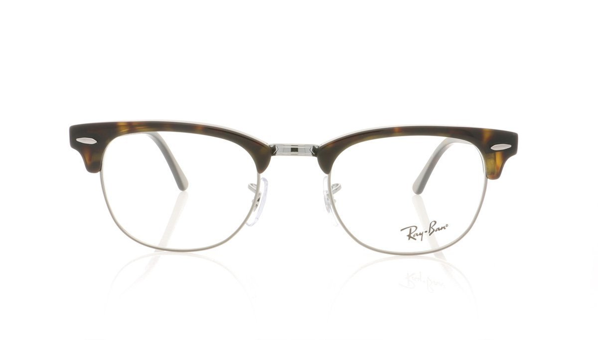 8b5eabd6af8 ... closeout ray ban clubmaster rb5154 2012 dark havana glasses at oco  d823e 8a016