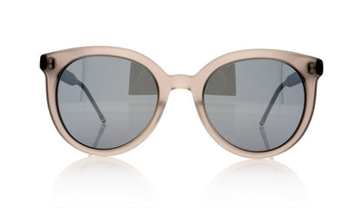 Thom Browne TB-019 C Satin Gry Cry Sunglasses at OCO