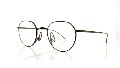 Thom Browne TBX914 TBX914-48-02 BLK-NVY Black Iron Glasses