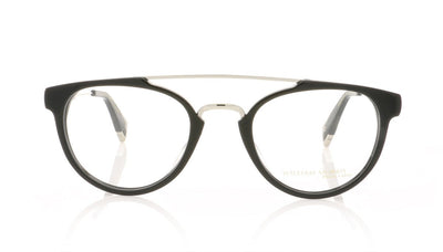 William Morris BL026 C1 Black Glasses at OCO