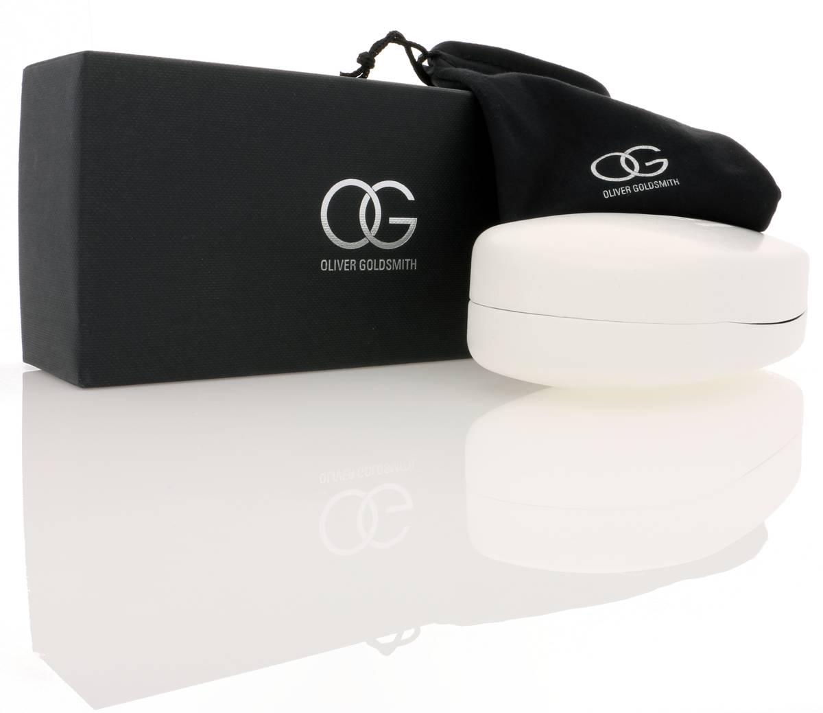 Oliver Goldmsith Sunglasses Case