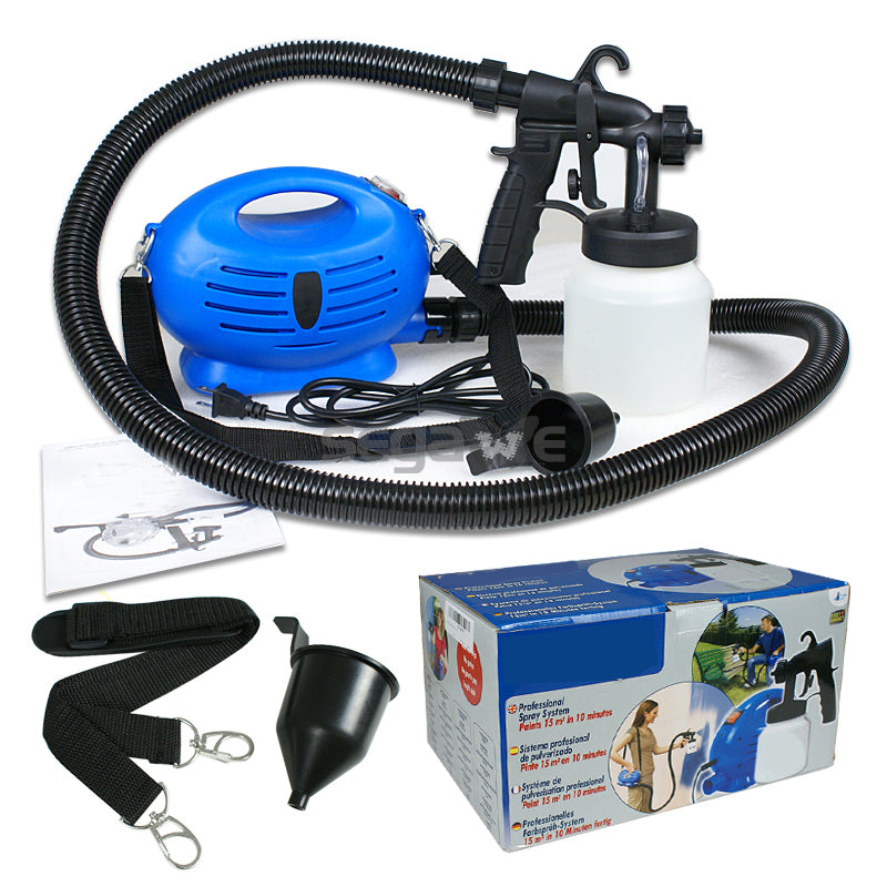 Spray Gun Ultimate Portable Painting Machine Home Tool Airless Sprayer