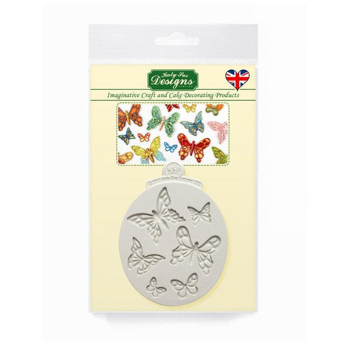 Katy sue Mini Butterfly Mould
