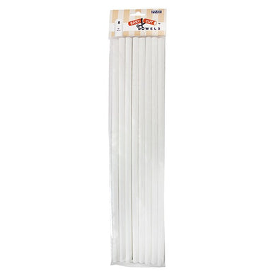 PME Easy Cut Dowels 400mm (16'') - Pack of 8