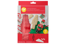 WILTON : COOKIE STAMP KIT - NUTCRACKER
