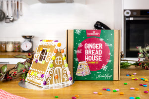 Gingerbread House Baking Kit