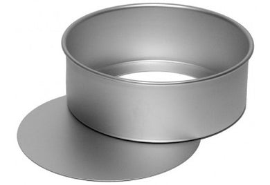 Silverwood Anodised Cake Pan Round with Loose Base