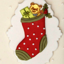 Patchwork Cutter Christmas Stocking