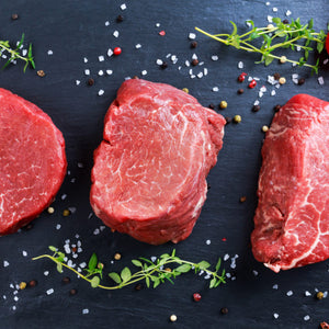 2 x 6-7oz Fillet Steaks