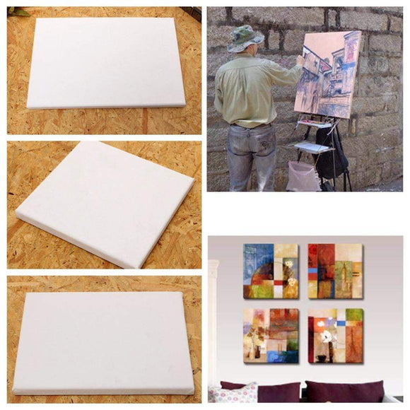 100% Cotton Wood Frame for Artist Canvas Framed Pre-stretched Painting