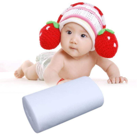100 Sheets/Roll Baby Safety Flushable Biodegradable Disposable Nappy Cloth Diaper Towel Newborn Baby Nappy Changing Pad