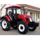 120hp Hot Overseas customizable multifunctional 4 wheel drive 120hp tractor - inaaz.biz