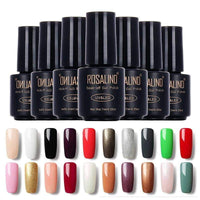 21 Colors Nail Polish