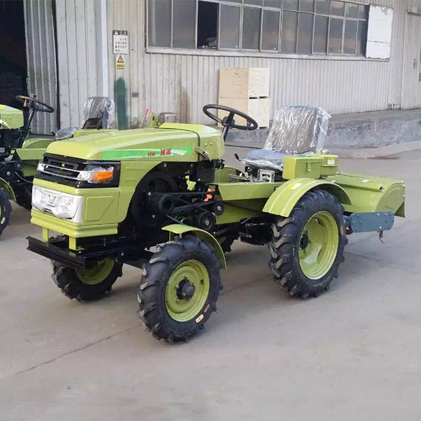 15HP Riding Tractor Supply All Kinds of Farm Tractors Cultivator Seeding Machine - inaaz.biz