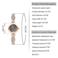 2017 Lvpai Luxury Brand Women Bangle Watch Dress Watch Lady Gold Rhinestone Quartz WristWatches Bracelet Watch Women Gift Clock - inaaz.biz