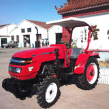 2018 new style 35hp customizable multifunctional 4 wheel drive 35hp tractor farm tractor with cheap price and Hot Overseas.