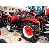 2018 new style 60hp customizable multifunctional 4 wheel drive 60hp tractor farm tractor with cheap price and  Hot Overseas.