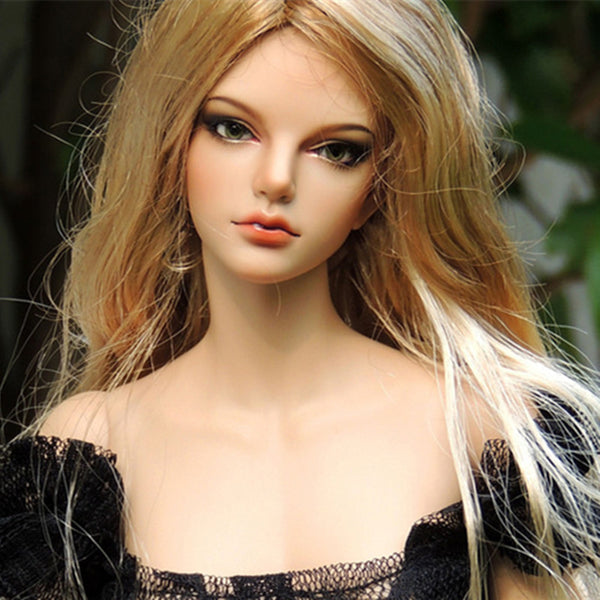Baby Doll New 1/3 Hua BJD  Doll  beautiful girl Graceful eyes resin  doll model high quality toys