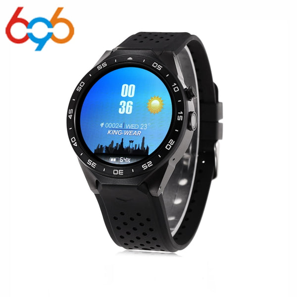 Smartwatch Phone 696 Original KingWear KW88 Android 5.1 1.39'' Screen  512MB 4GB GPS
