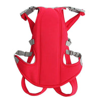 Adjustable Baby Carriers Cotton Infant Backpack & Carriers Kid Carriage Baby safe Sling Child Care Product Baby Carrier - inaaz.biz
