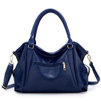 Ainvoev Luxury Women Handbag Leather Bags  ,Fashion Tote