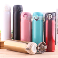 BHomify Premium Travel Coffee Mug Stainless Steel Thermos Tumbler Cups Vacuum Flask thermo Water Bottle Tea Mug Thermocup