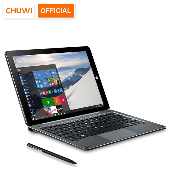 Tablet CHUWI Hi10 Air Intel Cherry Trail-T3 Z8350 Quad Core Windows 10 Tablet 10.1 Inch 4GB RAM 64GB ROM