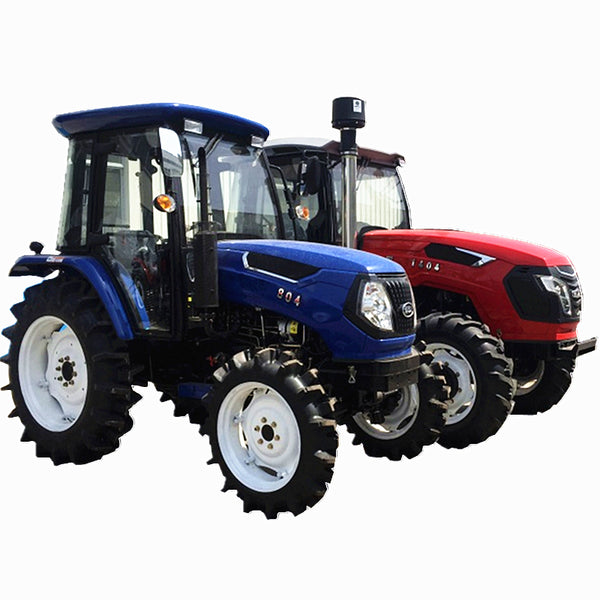 China 80 horsepower and 4WD small farm tractor,farm tractor 804