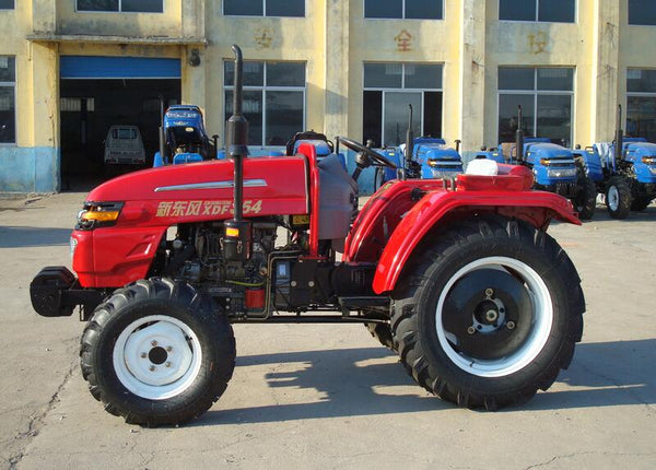 Chinese Small Farming Tractor with 4wd and 25hp