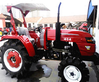 Chinese technology newest multifunctional 4WD 40hp 29.4Kw tractor farm tractor with best market oversea