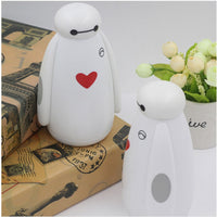 Colleer Children Cute Cartoon Baymax Big Hero Vacuum Flask 300ml Thermos Cup Thermoses Bottle Kids Thermos Mug Tumbler Water Cup