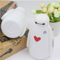 Colleer Children Cute Cartoon Baymax Big Hero Vacuum Flask 300ml Thermos Cup Thermoses Bottle Kids Thermos Mug Tumbler Water Cup - inaaz.biz