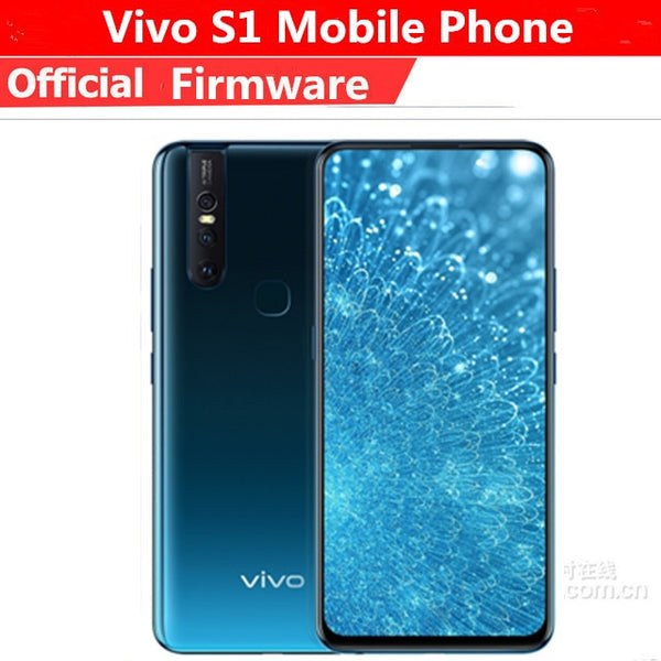 Smartphone VIVA S1 6GB RAM 256GB ROM Helio P70 Front Camera 24.8MP 3 Rear Cameras Selife Big Battery