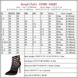 Women Shoes  DiJiGirls pumps high heels gladiator pointed toe sandals