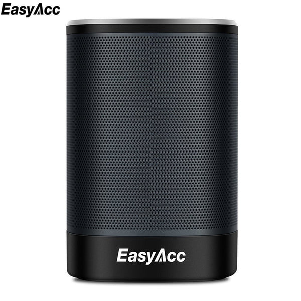 Bluetooth 4.0 Speaker  EasyAcc 4W Mini Portable Wireless Sound System 3D Stereo Music Surround Speaker TF AUX USB
