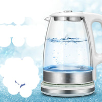 Electric kettle  automatic power cut glass Anti-dry Protection Overheat Protection - inaaz.biz