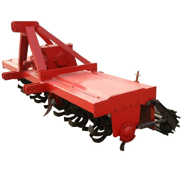 Farm Tractor Rotary Tiller With Working Width 1400mm
