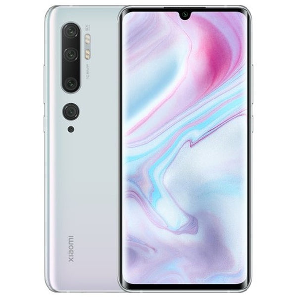 Smartphone Xiaomi Mi Note 10 Pro 8GB 256GB Snapdragon 730G 108 MP Camera 5260mAh Mobile Phone
