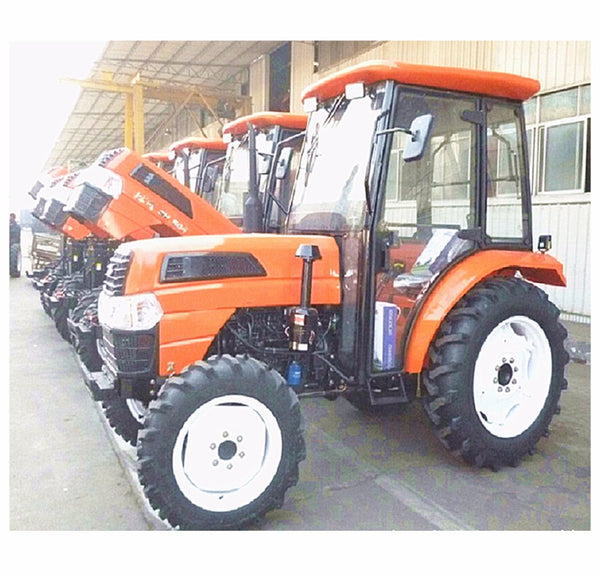 Hot Overseas customizable multifunctional Chinese 4WD 45hp tractor farm tractor with cheap price