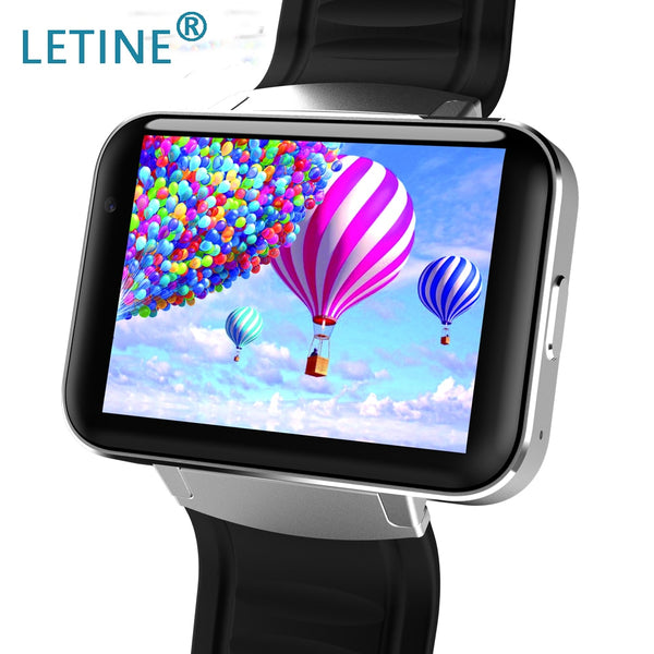 Smartwatch Cell Phone Letine DM98 Luxury Android  3G Sim Kingwear KW18 KW88