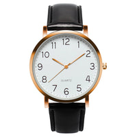 Men's Watches  Fashion Steel   Quartz Wristwatch Classic Casual  Simple Business  reloj hombre Watch Men Clock 18OCT19