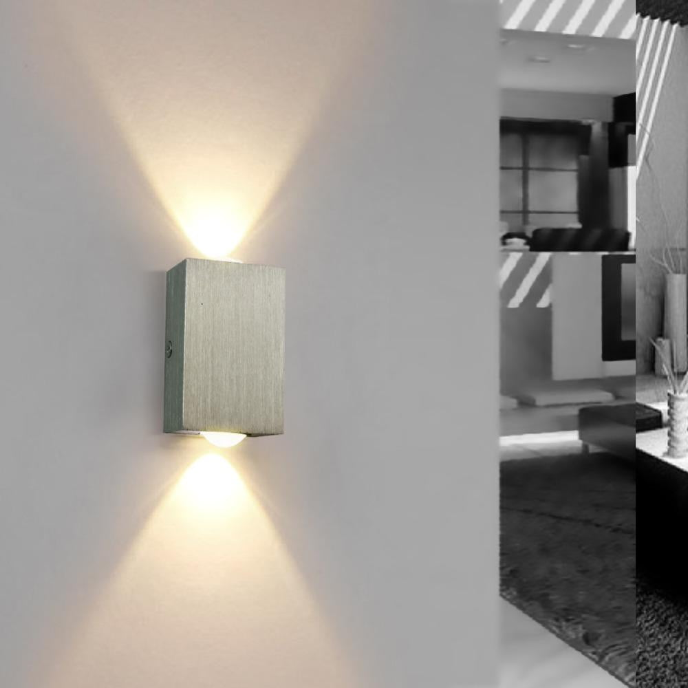Modern Led Wall Lamp 3W 6W Wall Sconces Indoor Stair Light Fixture ...