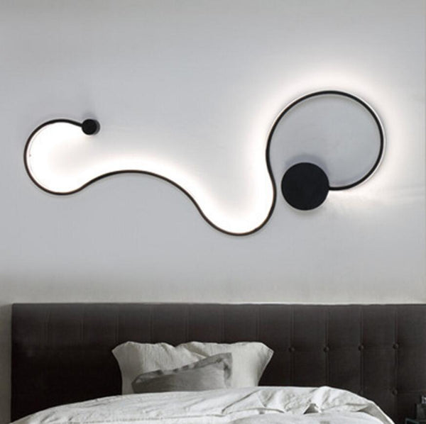 Led wall lamps Modern bedroo living room corridor Sconce hotel Ceiling led Chandelier lights Fixtures - inaaz.biz