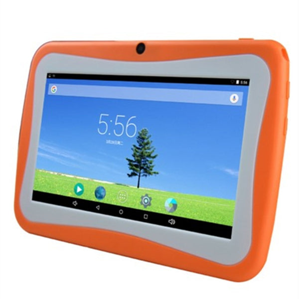 Tablet PC New MP4 MP5 learning machine children's Tablet 7 inch Android quad-core video game player - inaaz.biz