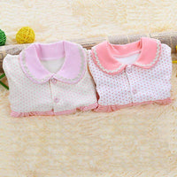 Newborn Baby girl clothes spring autumn baby clothes set cotton Kids infant clothing Long Sleeve Outfits 2Pcs baby tracksuit Set - inaaz.biz