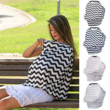 Nursing Breastfeeding Privacy Cover Baby Scarf Infant Car Seat Stroller Breast Feeding Scarf Nursing Covers - inaaz.biz
