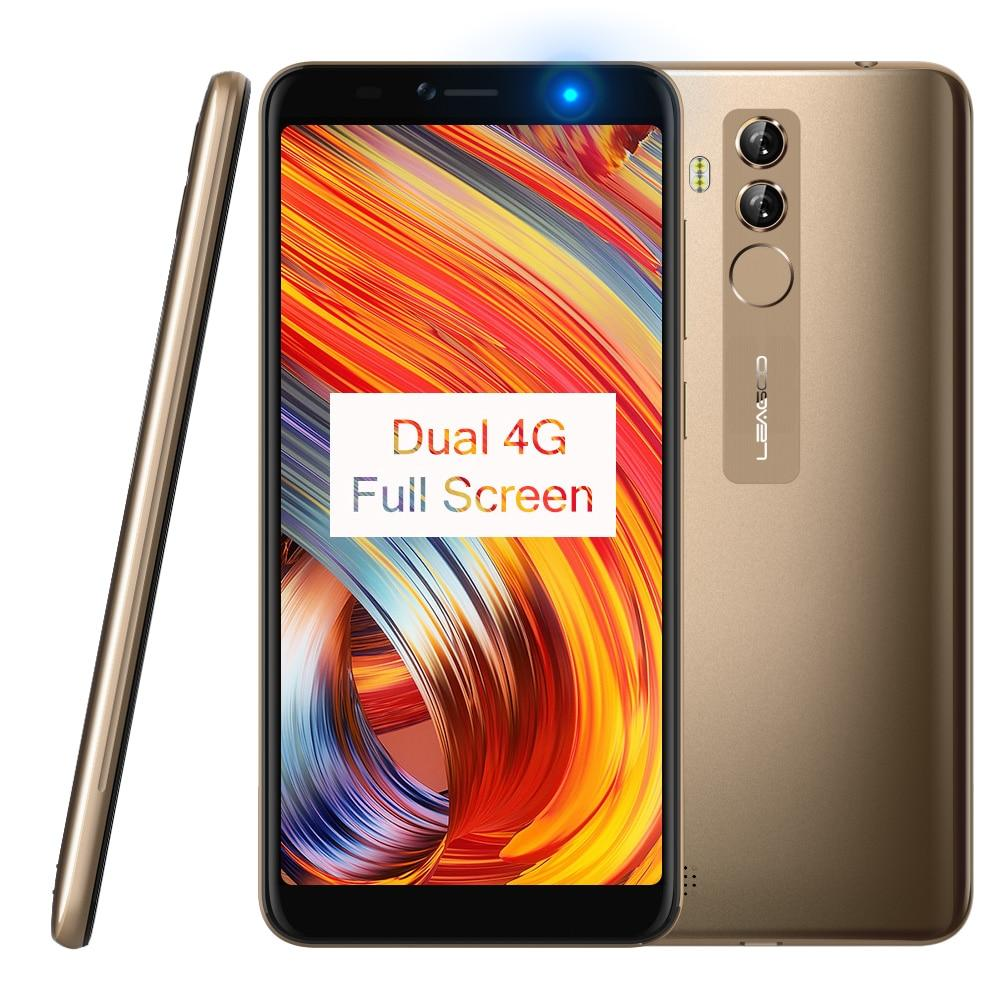 Original LEAGOO M9 Pro 18:9 5 72 inch Full Screen Android 8 1 Quad Core 2GB  RAM 16GB ROM Fingerprint Face Unlock 4G LTE Phone