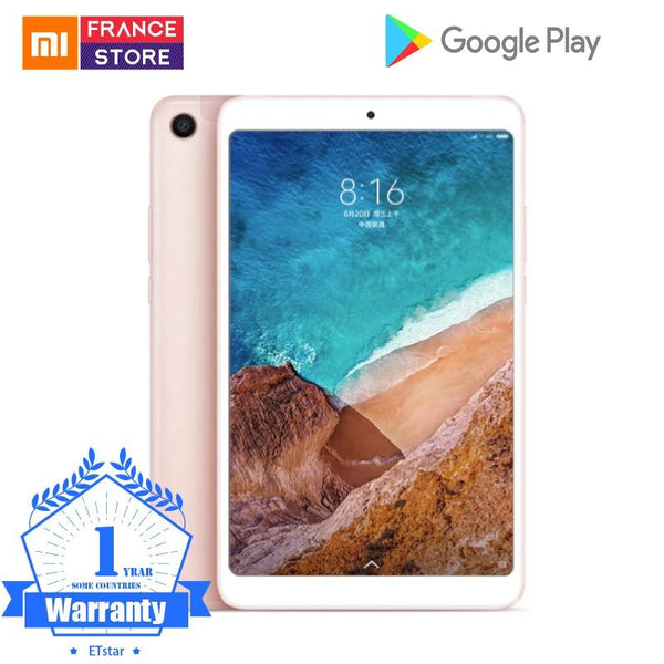 "Tablet Original Xiaomi Mi Pad 4 OTG 8"" PC Snapdragon 660 Octa Core 13.0MP+5.0MP Cam 4G Tablet"