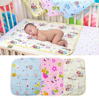 Happy Cherry Baby Portable Changing Pad Waterproof Diaper Kit Organizer Bag with 3 Pockets /& Cushion